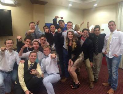 Theta Pi chapter traditions, accomplishments celebrated at Rose Ball in Fort Worth